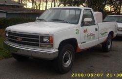 1988-1990 Chevrolet C/K 2500 regular cab WT