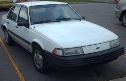 1991-1994 Chevrolet Cavalier sedan