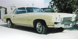 1973 Monte Carlo Landau