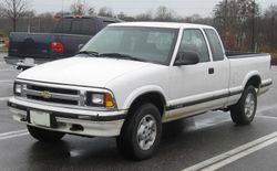 1994-1997 Chevrolet S-10