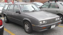 1985-1987 Chevrolet Cavalier wagon