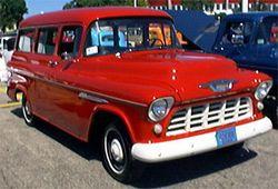 1955 Chevy Suburban