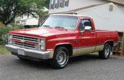1981-1987 Chevrolet C/K
