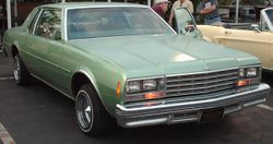 1977 Impala Coupe