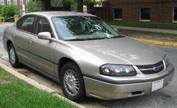 2003-2005 Chevrolet Impala LS