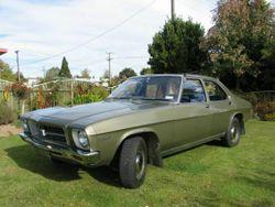 1971–1974 Holden HQ Kingswood.